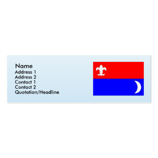 Blatnice, Czech Business Card Templates