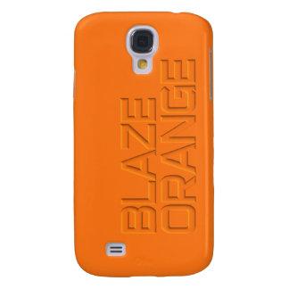 Blaze Orange High Visibility Hunting