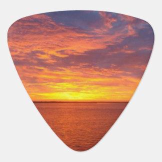 Blazing Sunset Pick