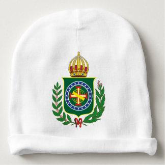 Blazon Empire of Brazil Baby Beanie