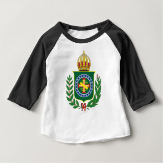 Blazon Empire of Brazil Baby T-Shirt