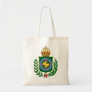 Blazon Empire of Brazil Tote Bag