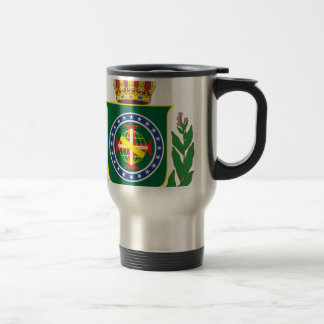 Blazon Empire of Brazil Travel Mug
