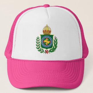 Blazon Empire of Brazil Trucker Hat