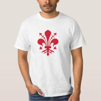 Blazon of weapons of Florença T-Shirt
