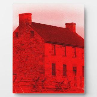 Bleakmoore Manor Plaque