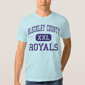 Bleckley County - Royals - High - Cochran Georgia T-shirts