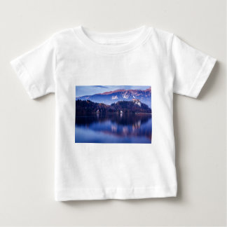 Bled Castle Baby T-Shirt