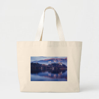 Bled Castle Large Tote Bag