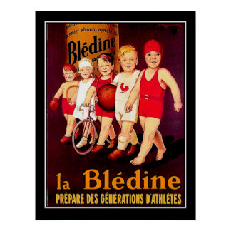 Bledine for the new generation of athletes Print