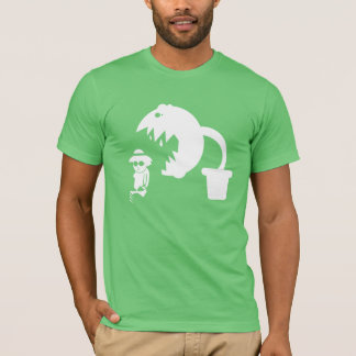 Bleeding Green Thumb T-Shirt