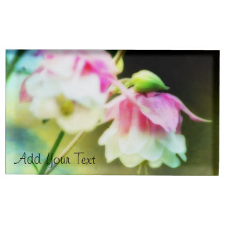 Bleeding Hearts by Shirley Taylor Table Card Holders
