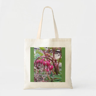 bleeding hearts large tote