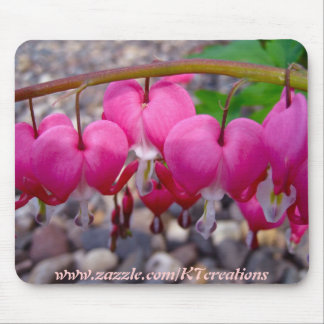 Bleeding Hearts Mouse Pad