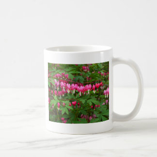 Bleeding Hearts Nature, Photo Coffee Mug