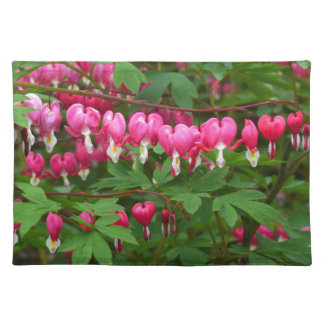 Bleeding Hearts Nature, Photo Placemat