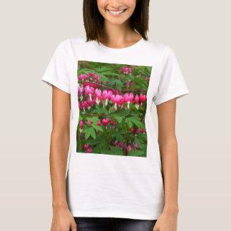 Bleeding Hearts Nature, Photo T-Shirt
