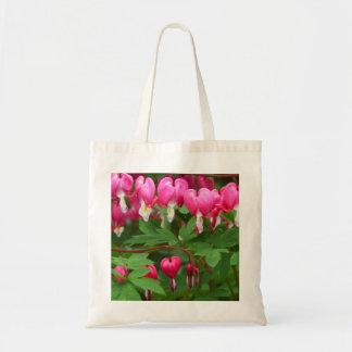 Bleeding Hearts Nature, Photo Tote Bag