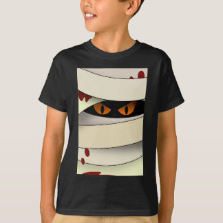 Bleeding Mummy Halloween T-Shirt