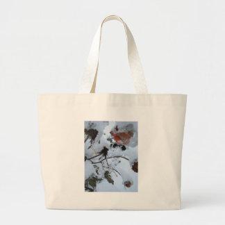 Bleeding Roses Large Tote Bag