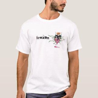 bleedingheart, Broken T-Shirt