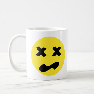Bleh Face Coffee Mug