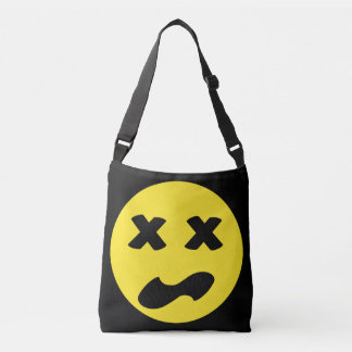Bleh Face Crossbody Bag