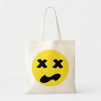 Bleh Face Tote Bag