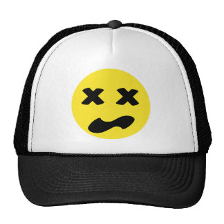 Bleh Face Trucker Hat