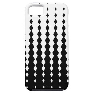 Blended Rhomb Pattern iPhone 5 Covers