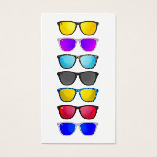 Blenders Eyewear Rep Business cards