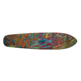 Blends Of Colors Skate Board Deck