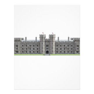Blenheim Castle Letterhead