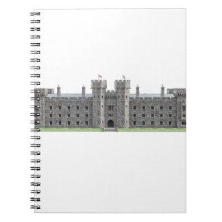Blenheim Castle Notebook