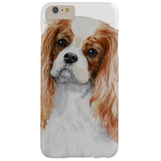 Blenheim Cavalier King Charles Dog Iphone Case