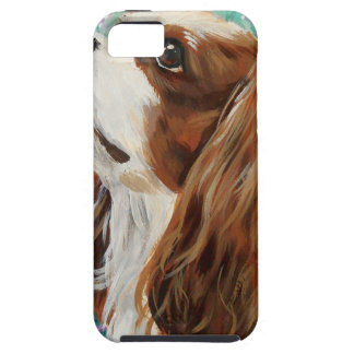 Blenheim Cavalier King Charles Spaniel Case For The iPhone 5