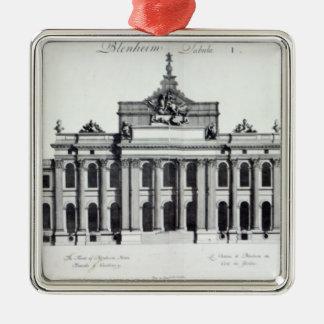 Blenheim Palace Metal Ornament