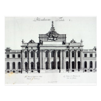 Blenheim Palace Postcard