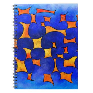 Blesmios V1- melting cubes Notebook