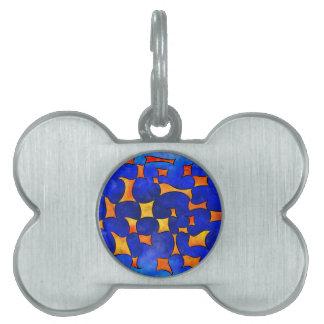 Blesmios V1- melting cubes Pet ID Tag