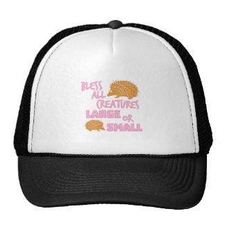 Bless All Creatures Trucker Hat
