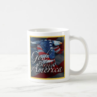 Bless America Veterans Day Mug