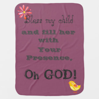 Bless My Child Blanket