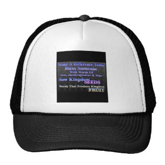 Bless Someone Mesh Hats