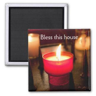 Bless this house Fridge Magnet