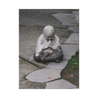 Bless You All Canvas Print