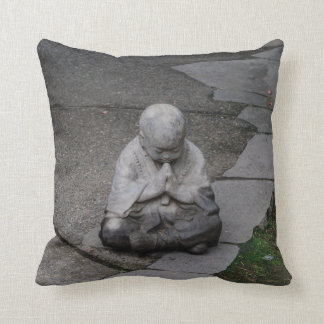 Bless You All Throw Pillow