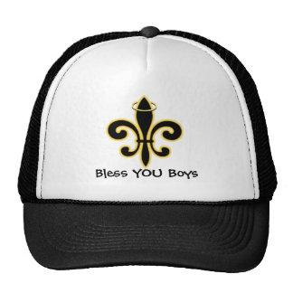 Bless You Boys Trucker Hat