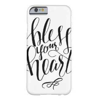 Bless Your Heart iPhone Barely There Case