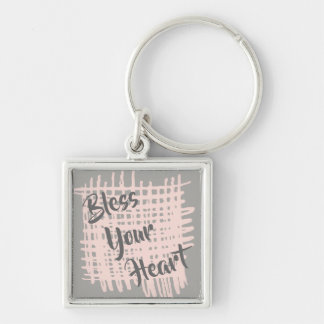 Bless Your Heart Keychain